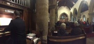 Organist at St Michaels and all Angels Middleton Tyas