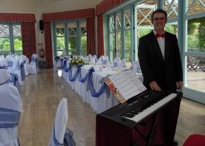 Wedding Reception Sun Pavillion - Harrogate