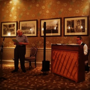 Ripon Spa Hotel, pianist for 70th Birthday celebration