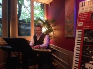 Crown Hotel, Harrogate - Jazz evening