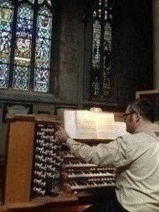 Ripon Cathedral - Organist for Annual Scout St George's Day Service