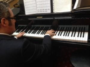 York Marriot - Pianist for Wedding Fair