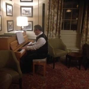 Talbot Hotel, Malton - Pianist for Evening Drinks Reception