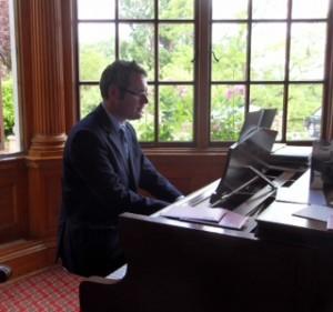 Goldsborough Hall - Wedding Fair Pianist